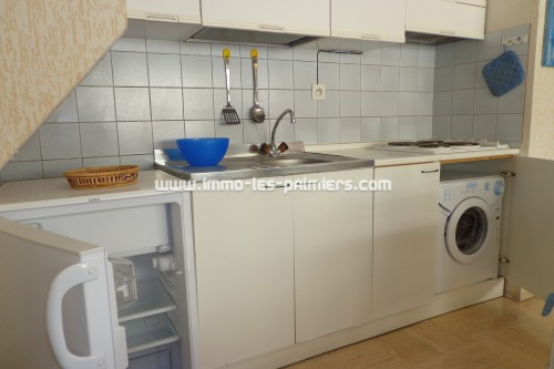 Image 3 : Small residence in the quiet area of Roquebrune cap martin. 2 rooms crossing furnished.