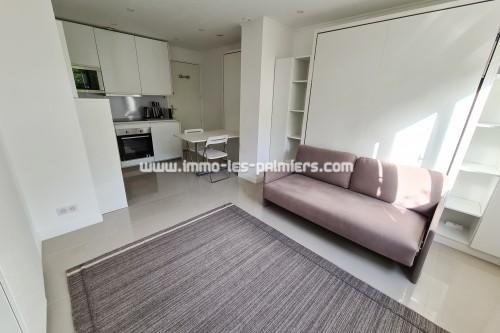 Image 2 : Studio apartment in Roquebrune Cap Martin in the Cap Martin district