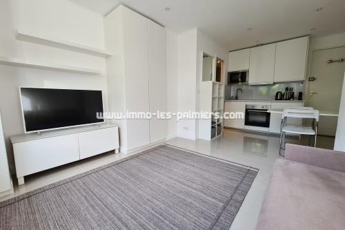 Image 3 : Studio apartment in Roquebrune Cap Martin in the Cap Martin district
