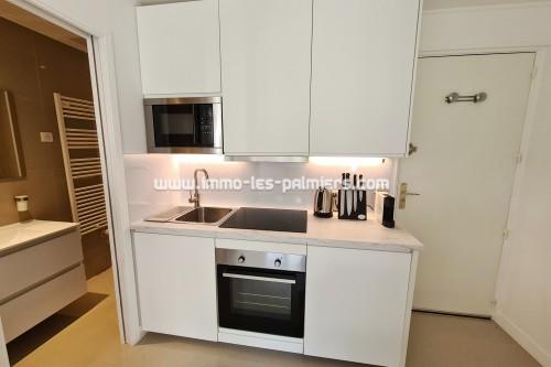 Image 4 : Studio apartment in Roquebrune Cap Martin in the Cap Martin district