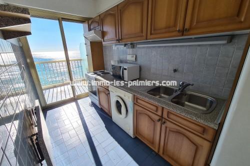 Image 3 : Studio apartment sea front in Roquebrune Cap Martin