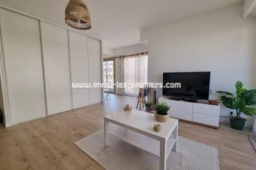Image 1 : Studio centre ville de Carnolès à Roquebrune Cap Martin