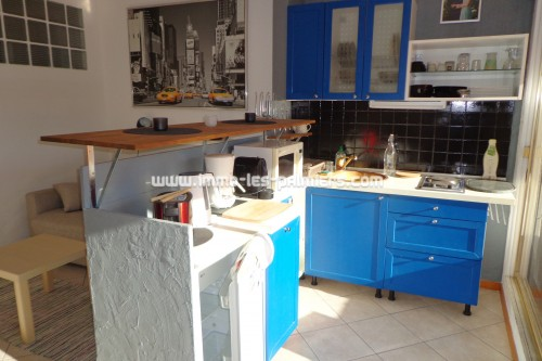 Image 2 : Studio centre ville de Carnolès à Roquebrune Cap Martin