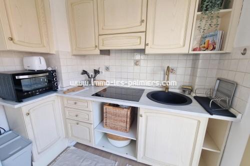 Image 4 : Studio centre ville de Carnolès à Roquebrune Cap Martin