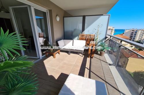 Image 5 : Studio dans le quartier de la Plage à Roquebrune Cap Martin